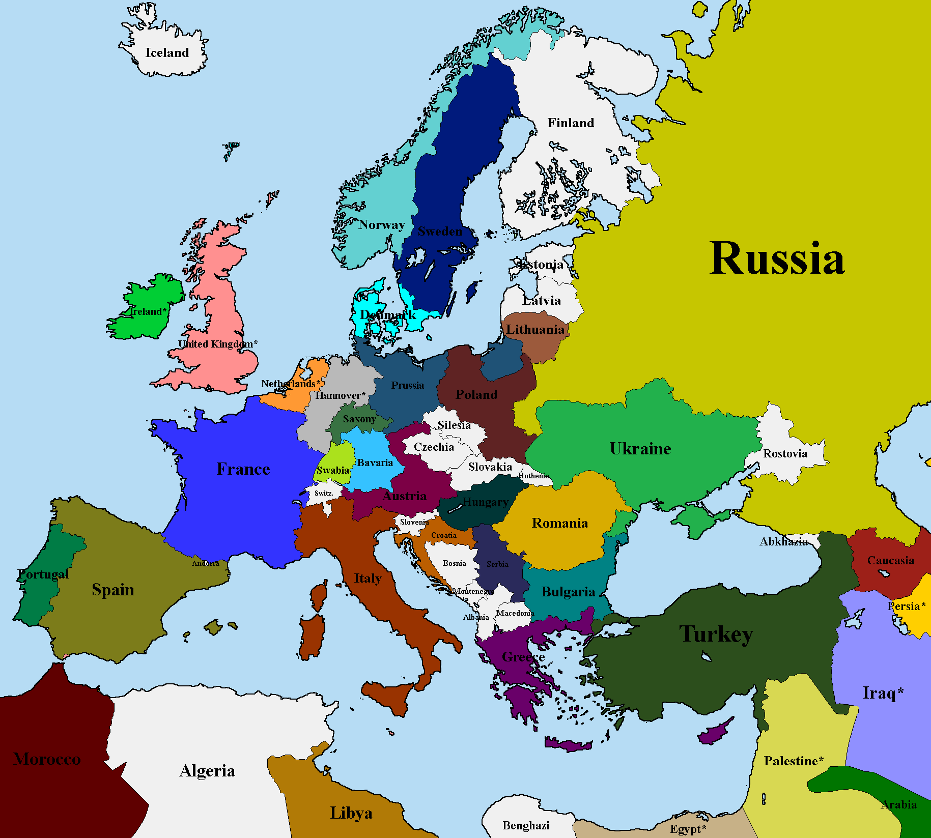 Picture of: Map Thread X Page 183 Alternatehistory Com