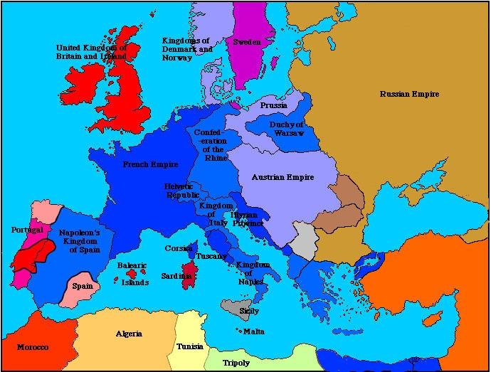 napoleon invades ottoman empire unstead of russia? | Alternate