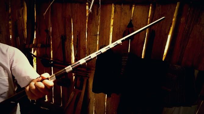 1906 - Indochina - Laos musket.jpg