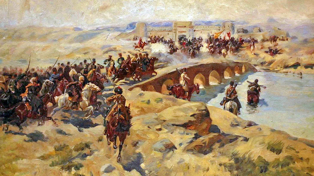 1906 Part 1 of 1 - Russian troops in Central Asia.jpg