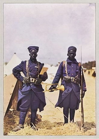 1906 Part 2 of 2 - African troops - copy and aged (single photo).jpg