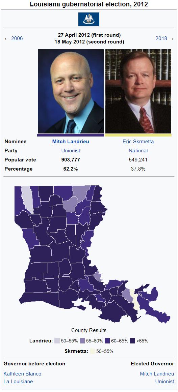 2012 Louisiana Guberatorial Election.png
