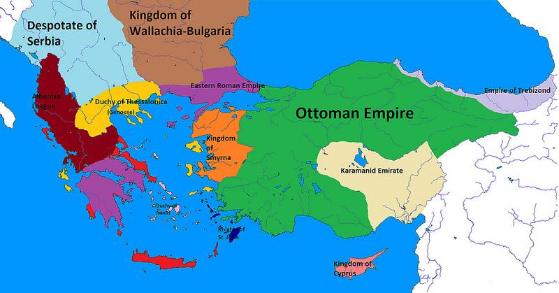 Christian Victory At Varna 1444 Alternate History