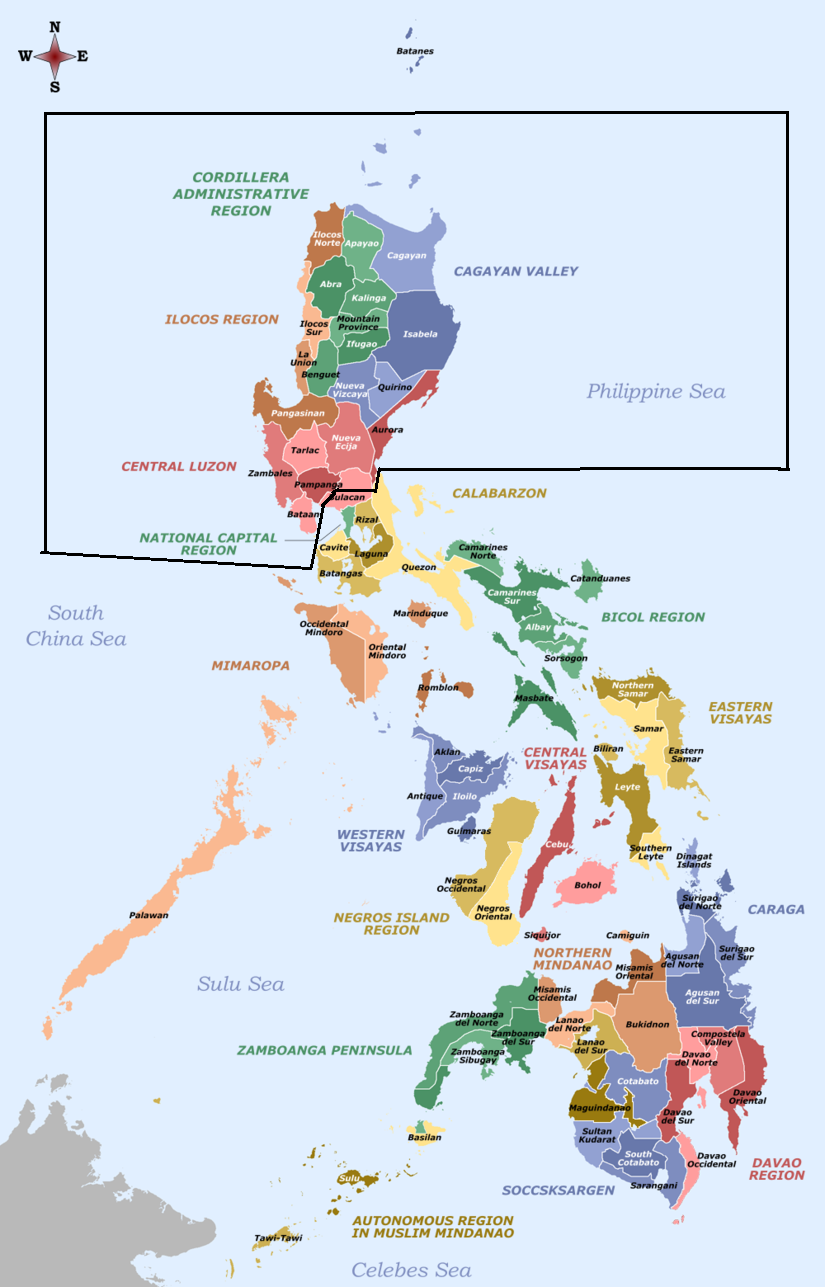 Reino de Luzon y Otros - Kingdom of Luzon and Others | Page