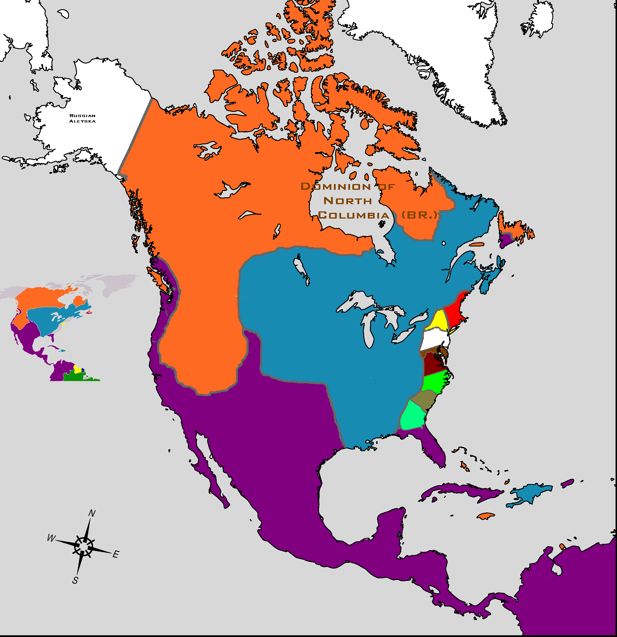 A Map Thread Page 97 Alternate History Discussion