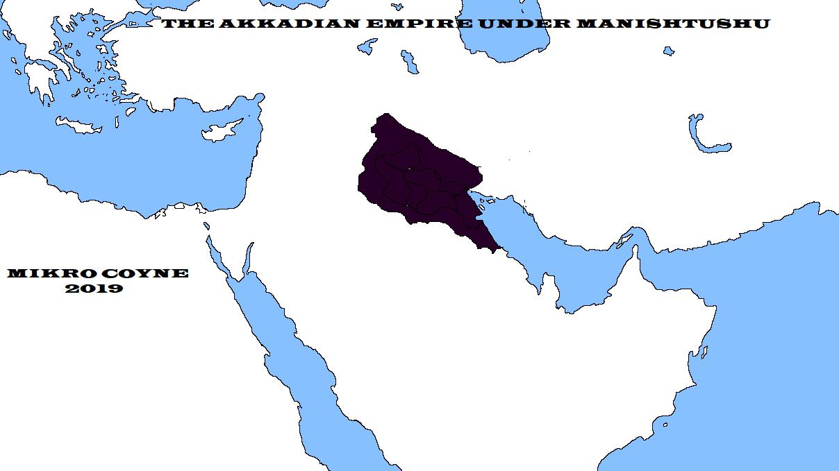 akadian empire under manishtushu.png