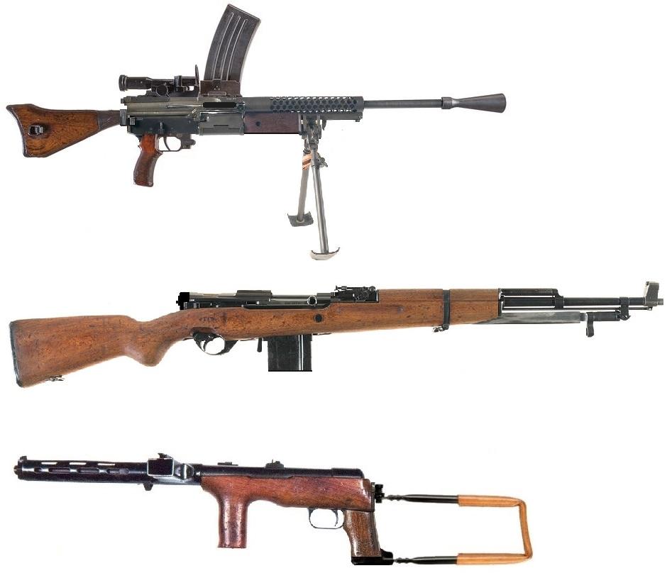 Alternate Japanese sml-arms-type-99 MG_type-99 Ariska_type-100 Nambu.jpg