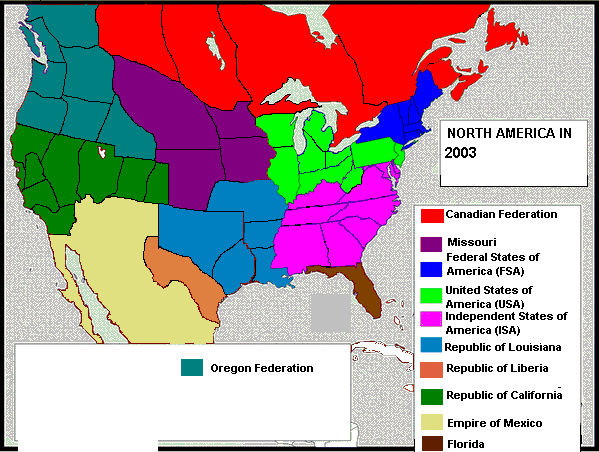 Map Thread III Page Alternate History Discussion - Map of us after revolutionary war