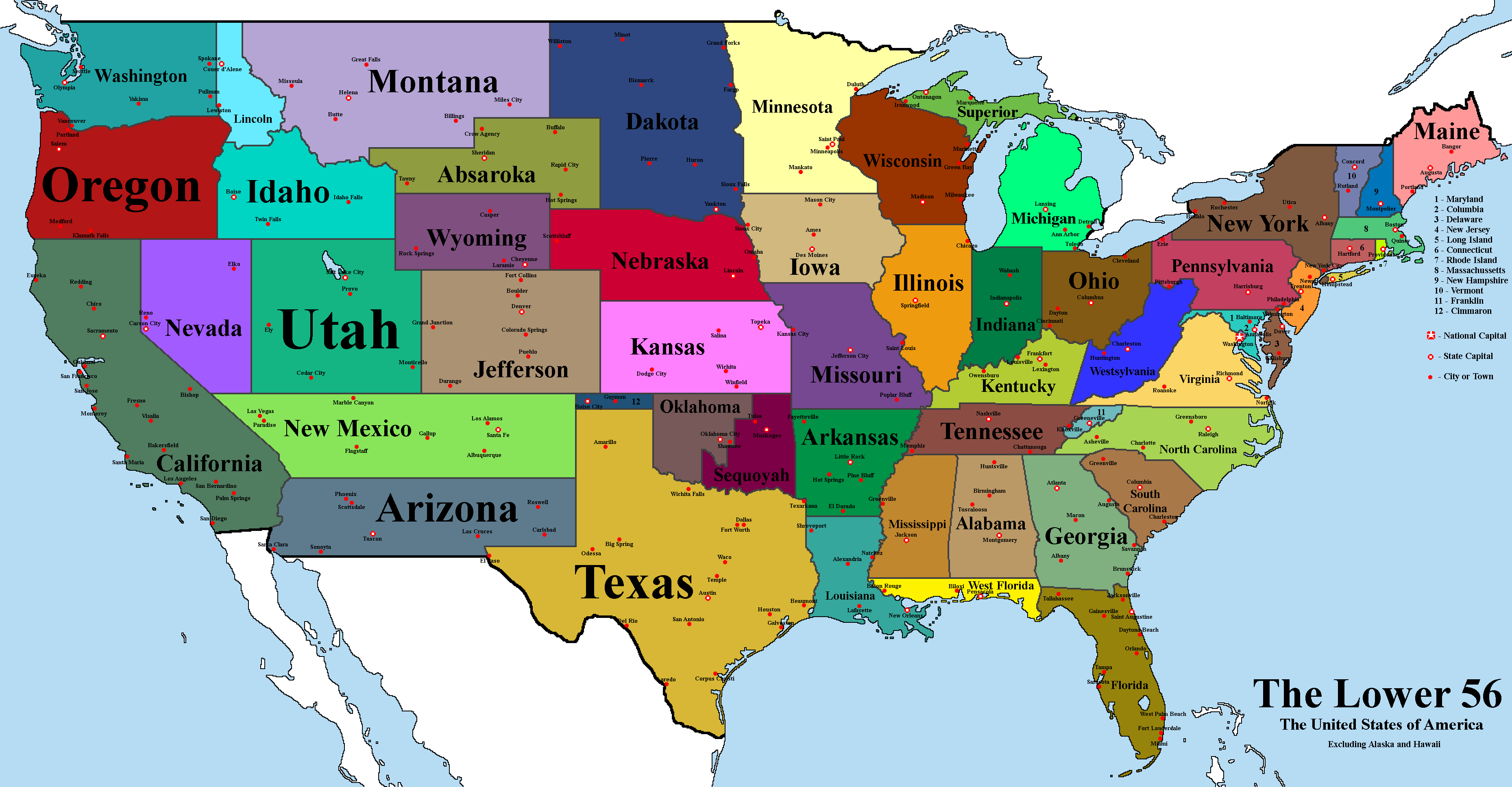 Map Thread XIX | Page 5 | Alternate History Discussion