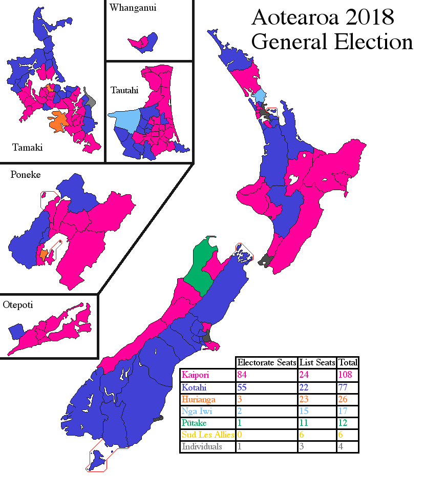 Aoteroa Election Map 2018.png