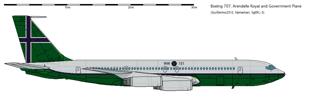 Arendelle Royal and Government plane-B707.png