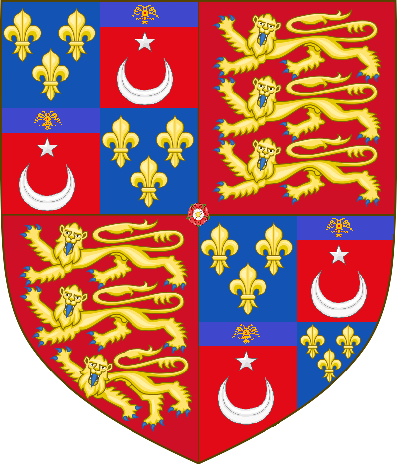 Arms of England (1603-1660).png