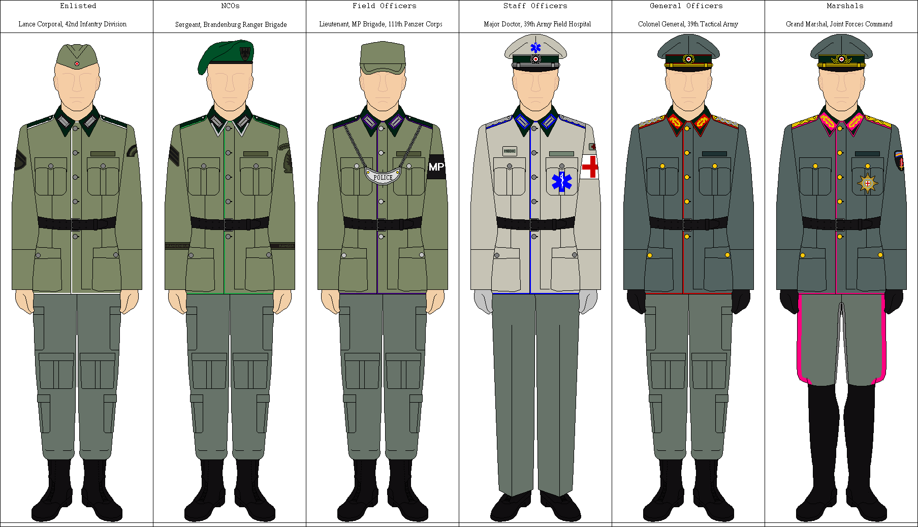 marine infantry officer