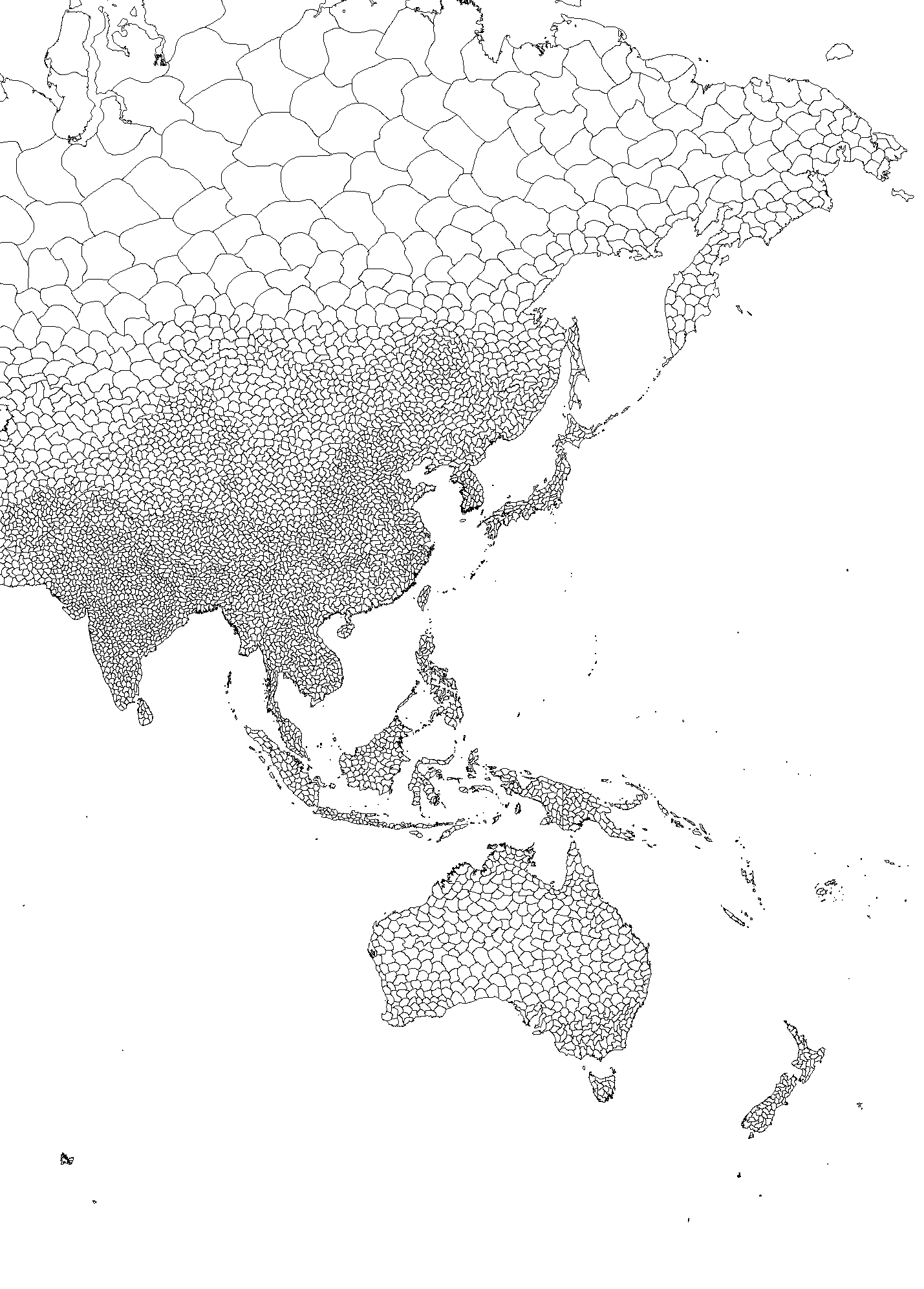 A Blank Map Thread | Page 40 | Alternate History Discussion