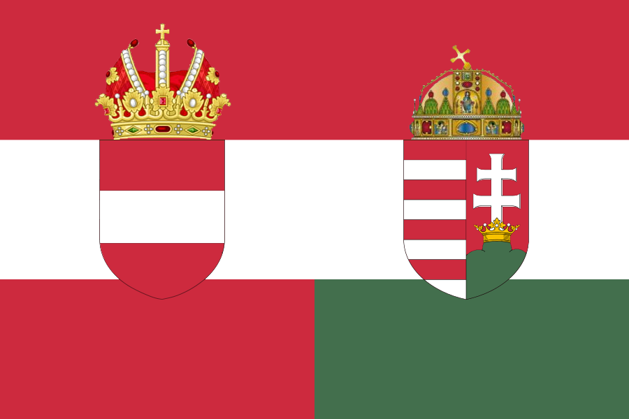Austria-Hungary Flag Elaborate.png