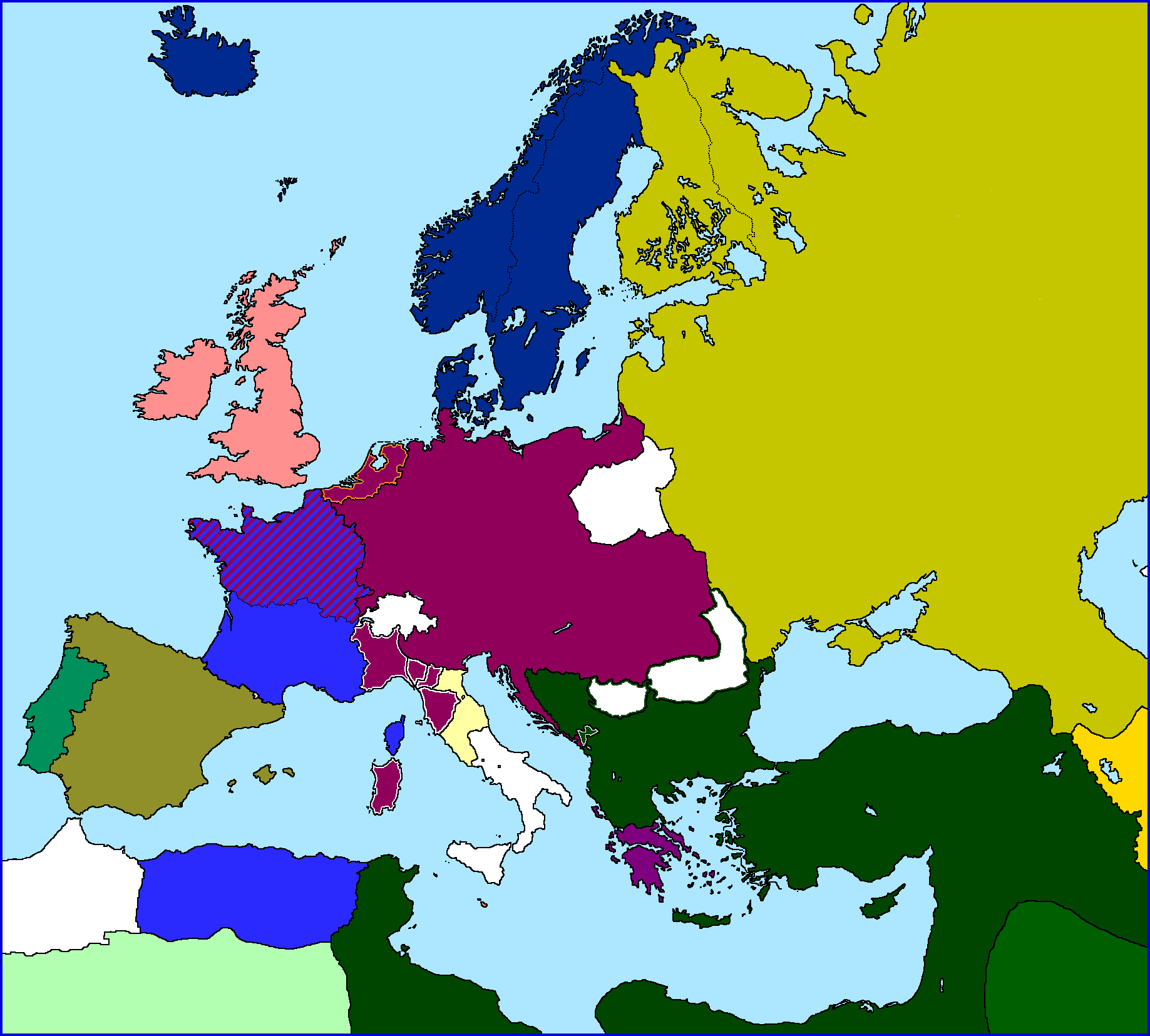 Map Thread Vi Page 285 Alternate History Discussion