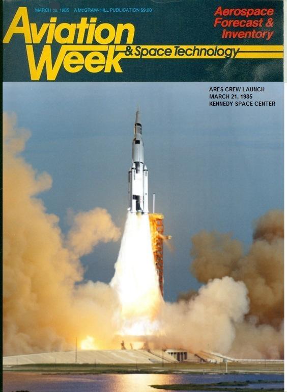 space flight 1985 - photo #4