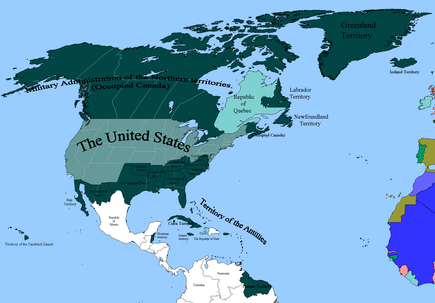 Picture of: The Thawing Of Americas North Sluniverse Forums Induced Info