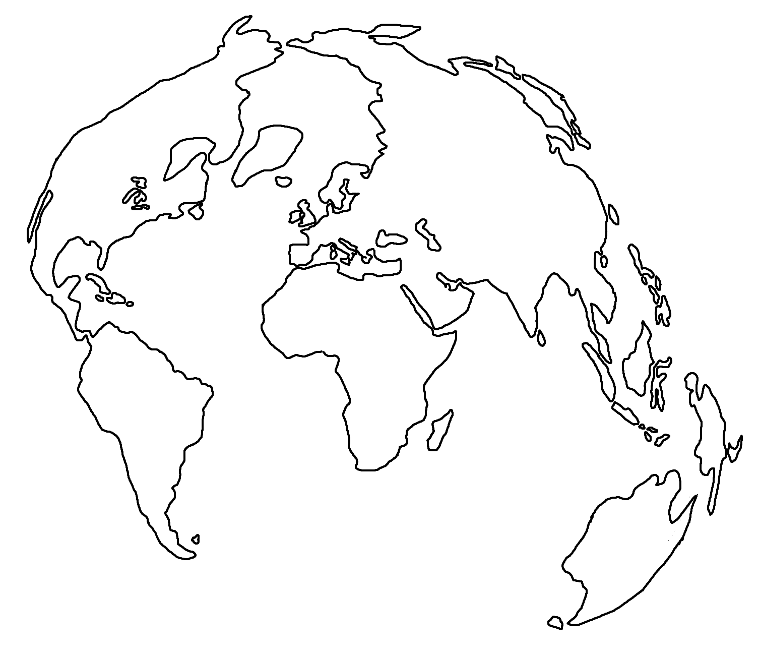 A blank map thread page 151 alternate history discussion azimuthal mapg gumiabroncs Images