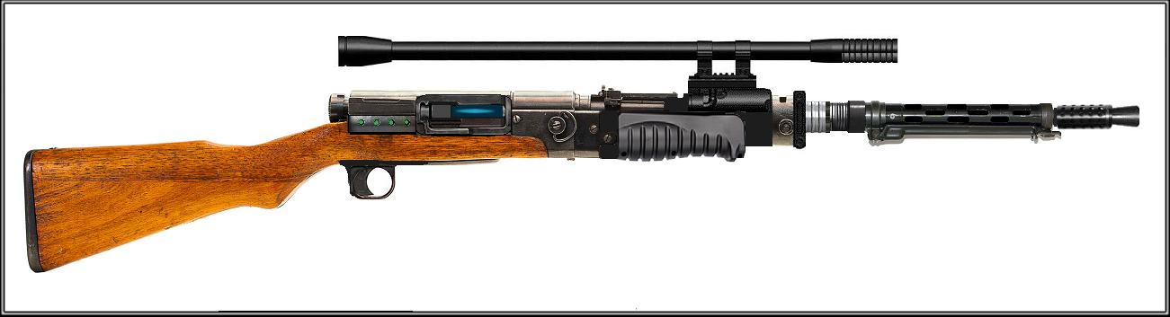 ( B22 Blaster = Ariska Type II Paratrooper Rifle+.png