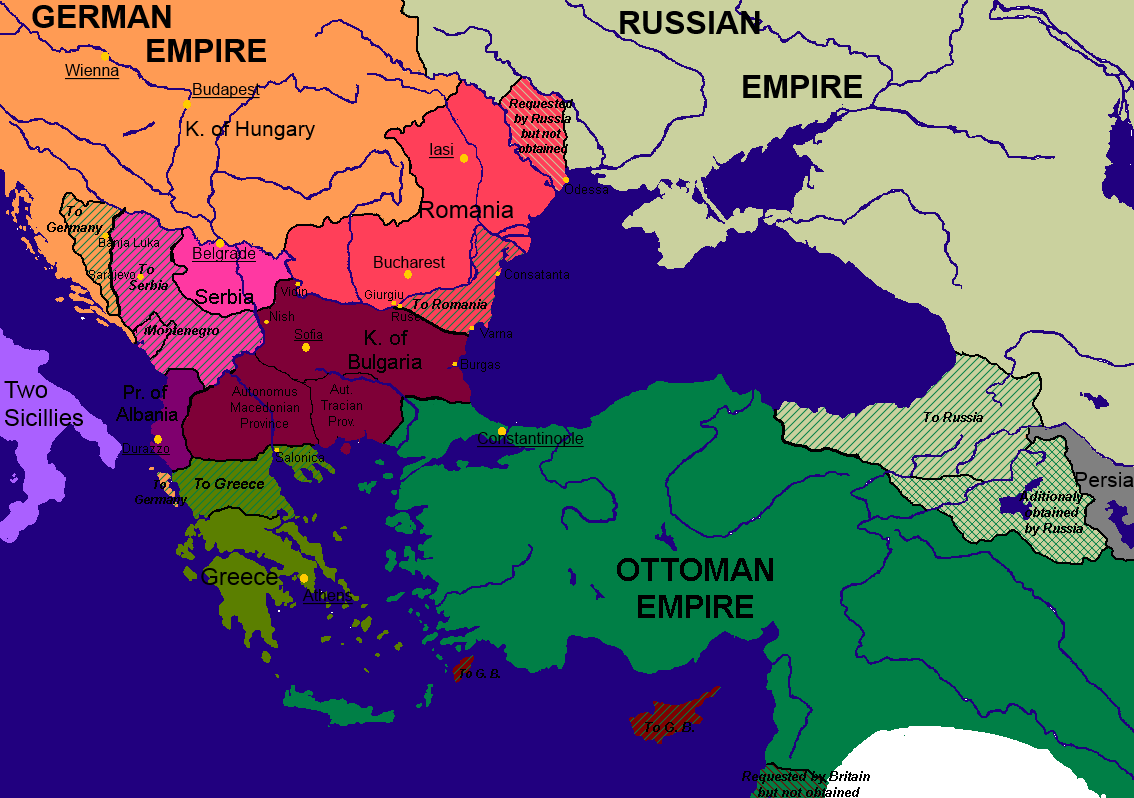 Balkans1878png An unlikely historical accident The