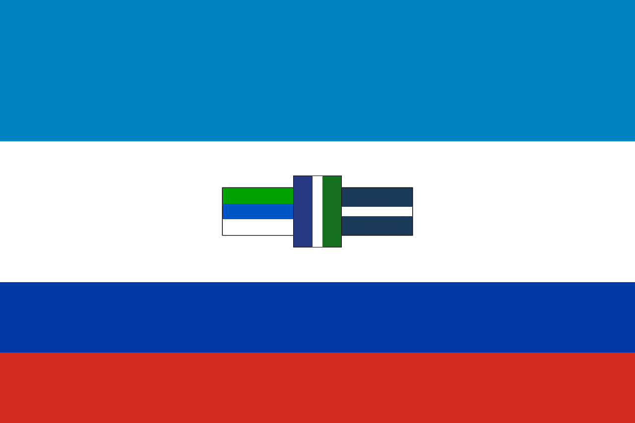 baltic union flag doubly blue with russians too.png