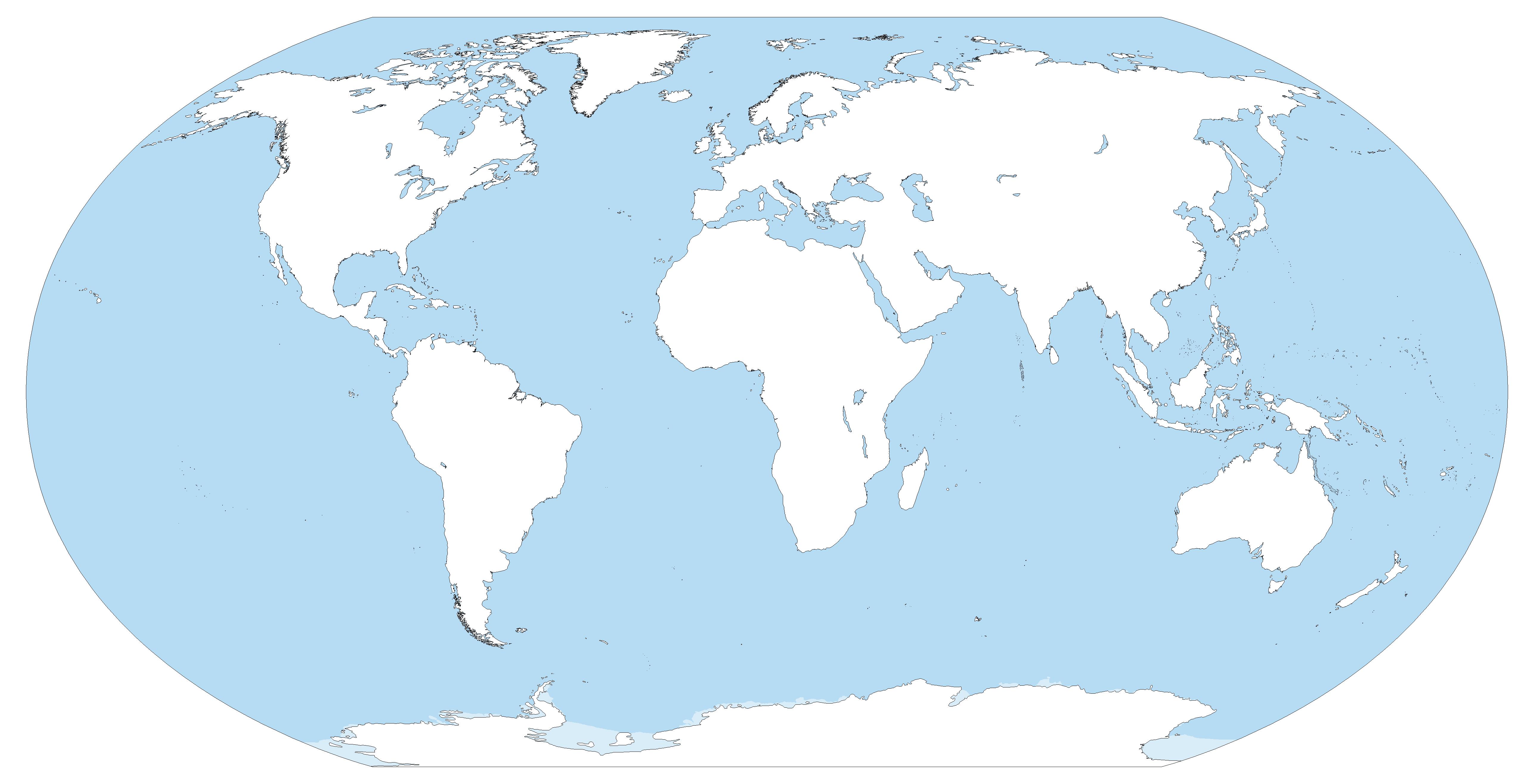 Printable Globe Map Images Printable Globe Map Printable - Blank globe map