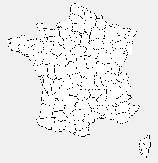 Blank Map of France.png