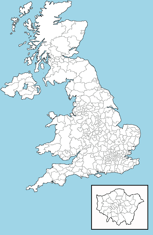 blank map of uk regions choice image