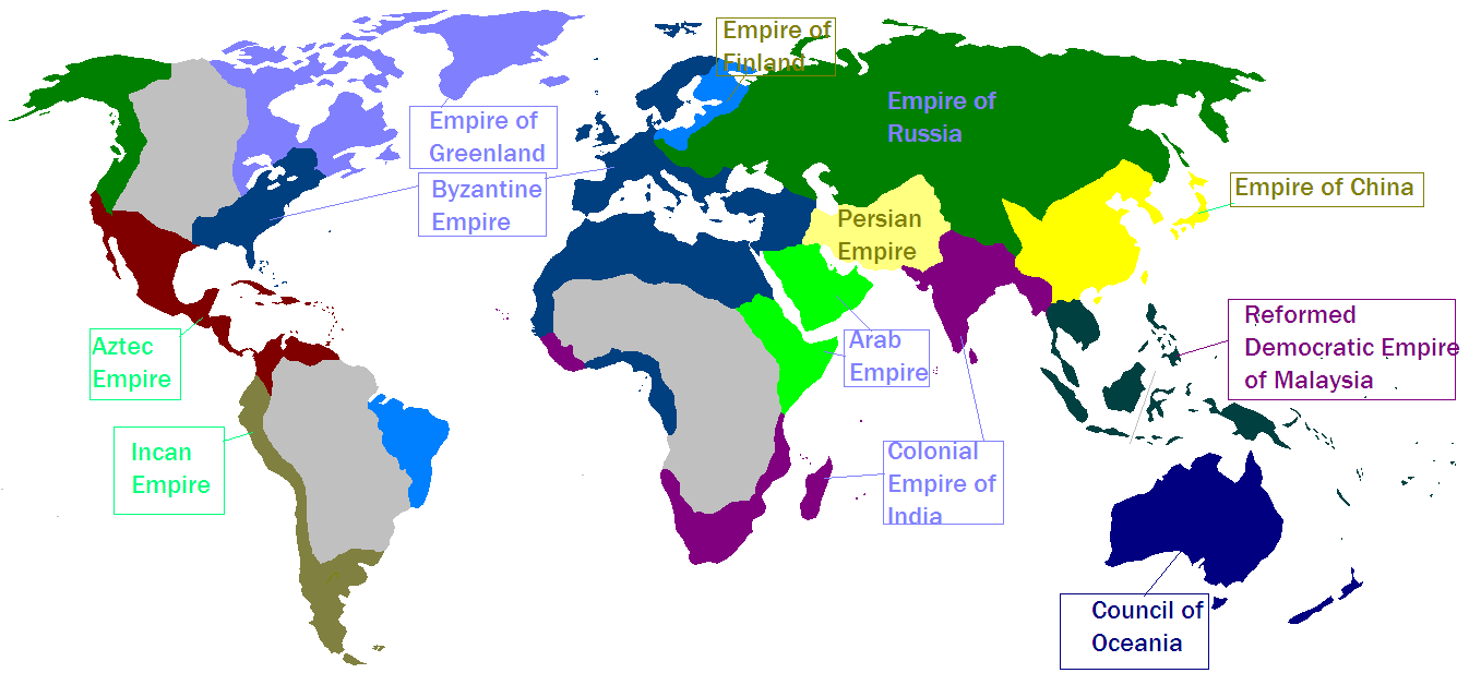 Map Thread Iv Page 281 Alternate History Discussion