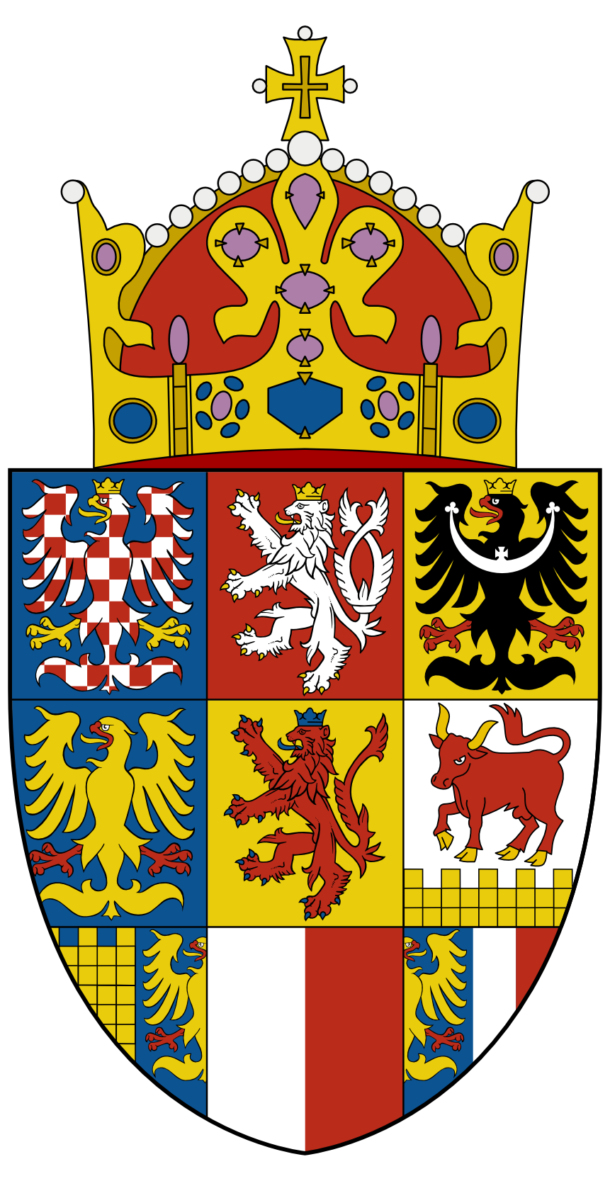 A New Coat Of Arms Thread
