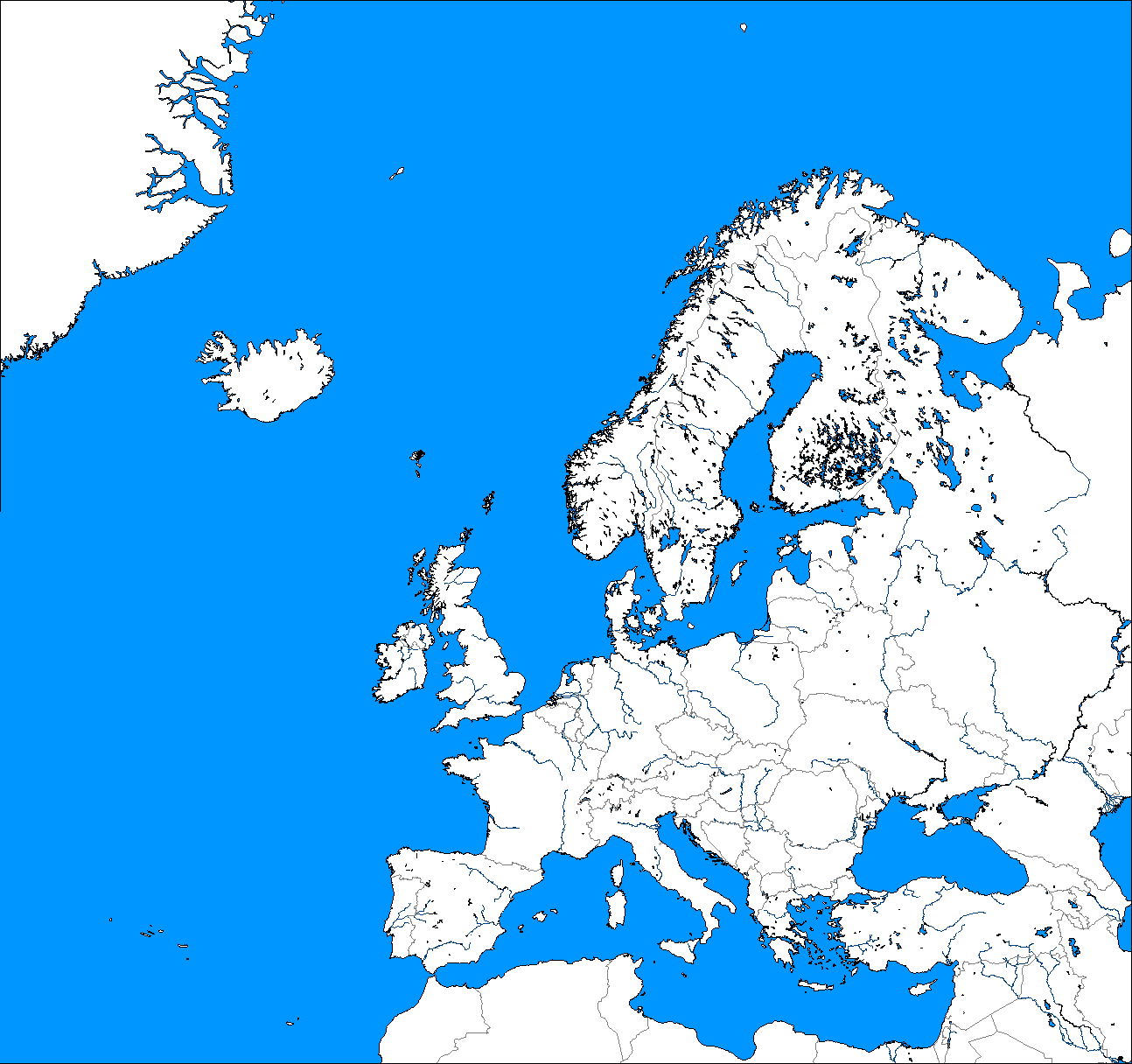 Map Of Europe 1805.I Need A Map Of Europe That Works With Windows Paint Alternate