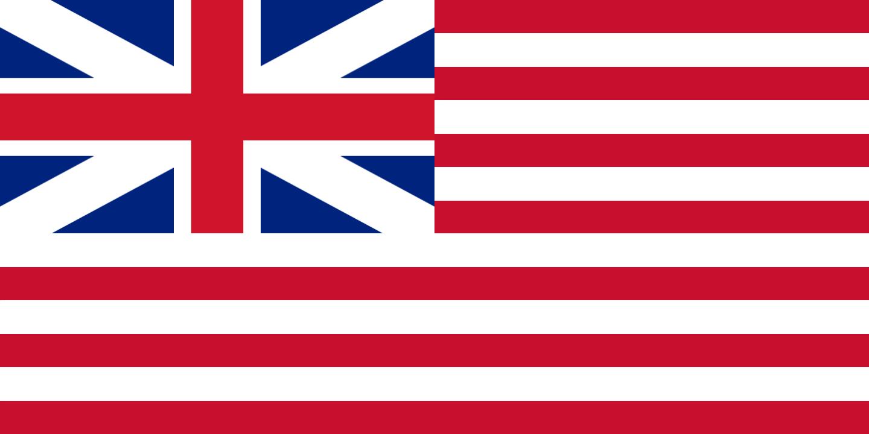 British North America Flag.png