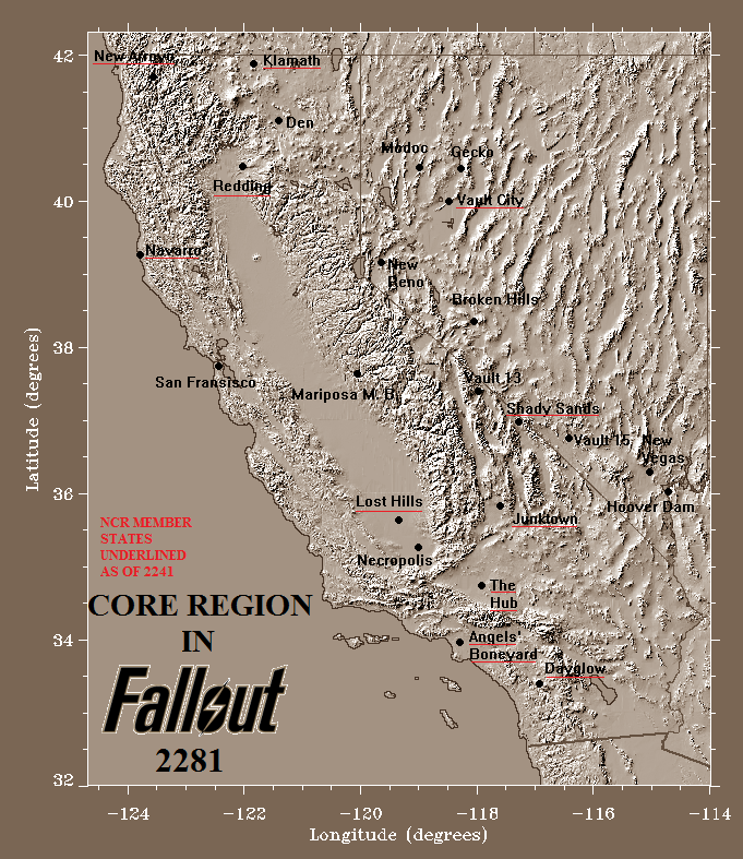Post Apocalyptic Maps Thread Alternate History Discussion