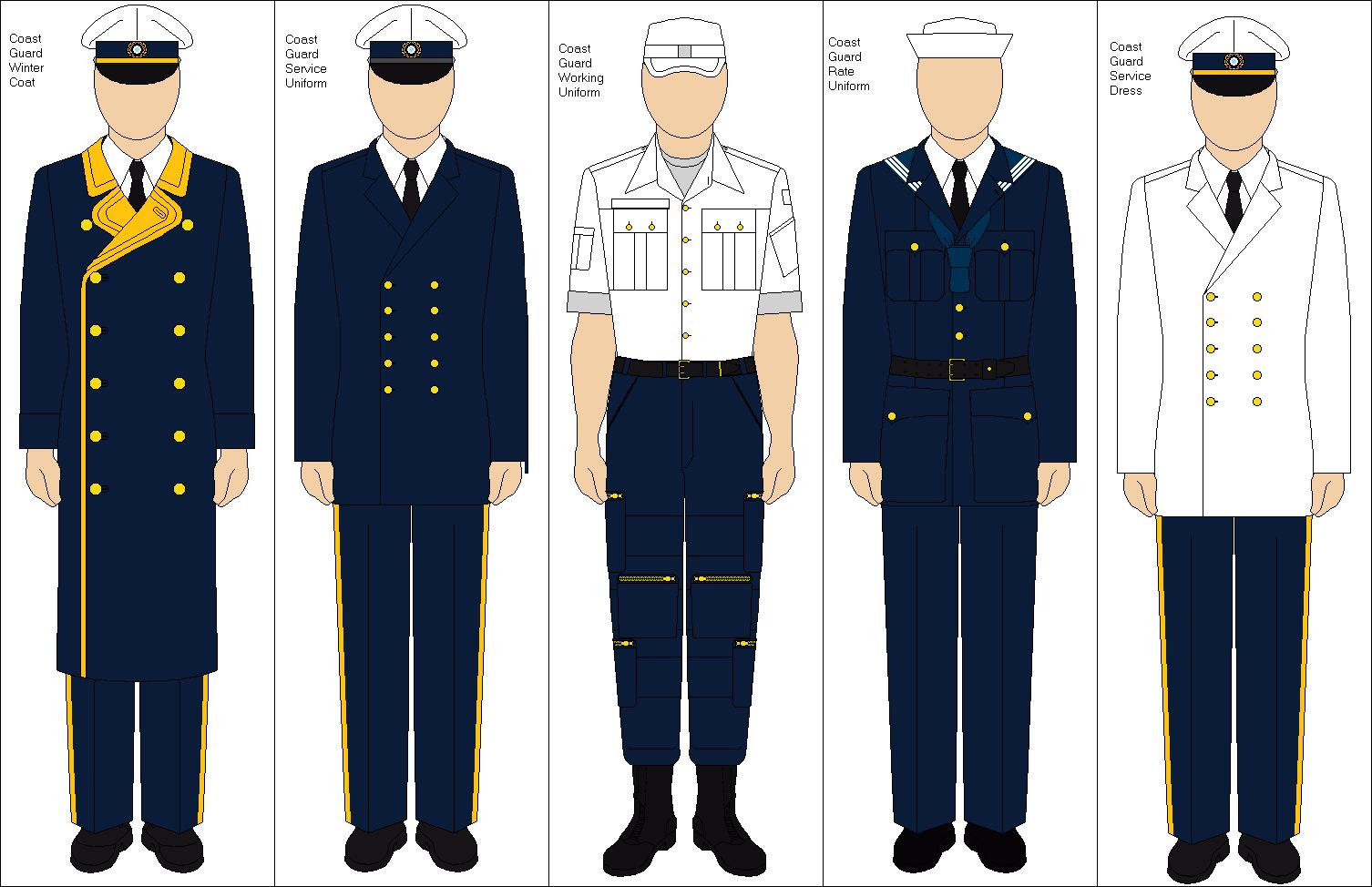Formal Uniform 101