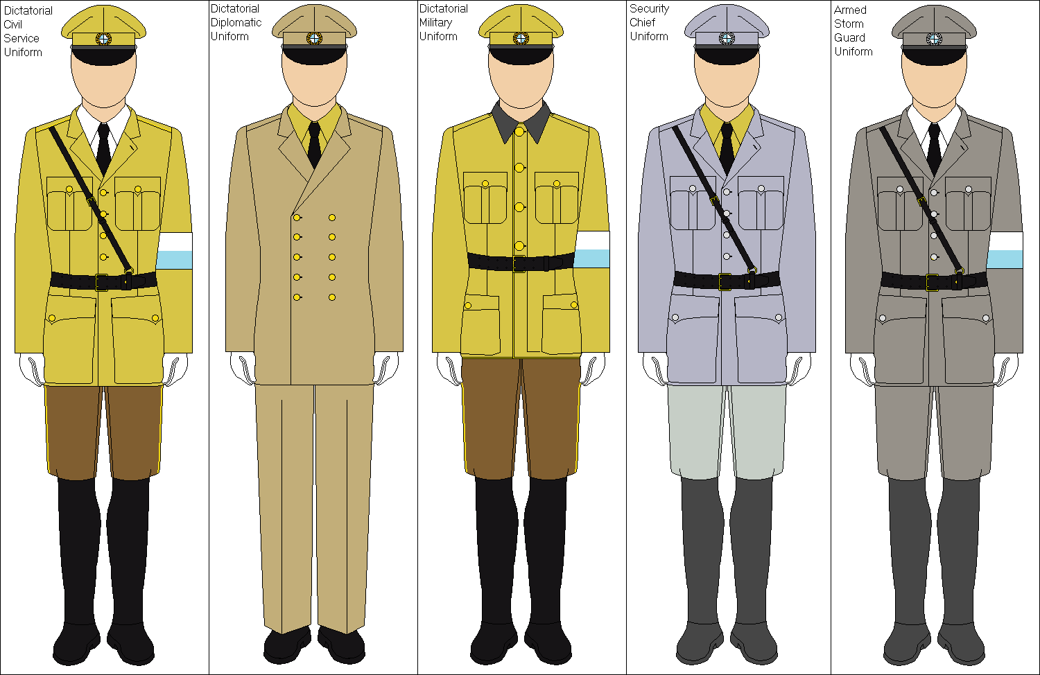 rank insignia and uniforms thread page 34 alternate history