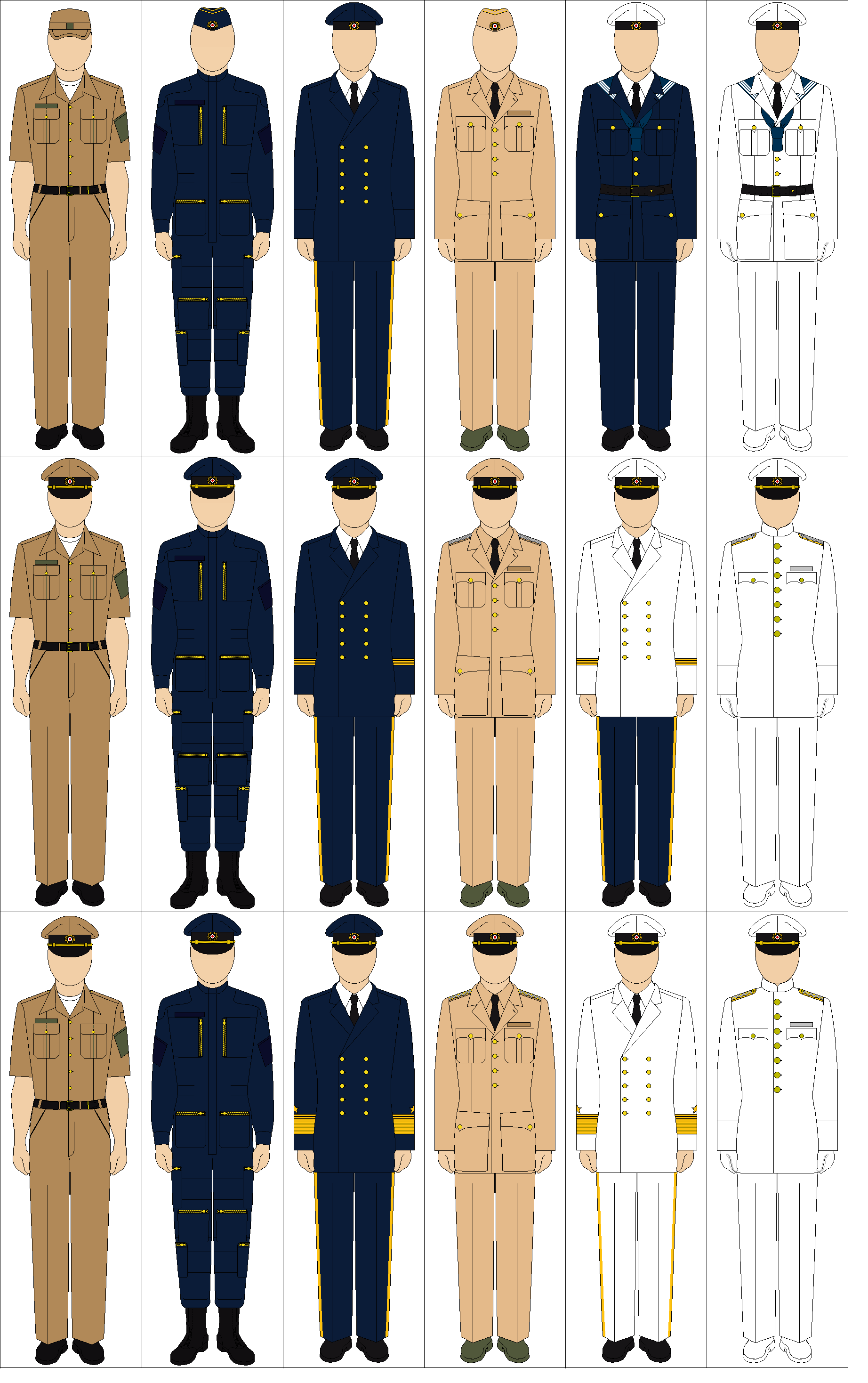 rank insignia and uniforms thread page 72 alternate history