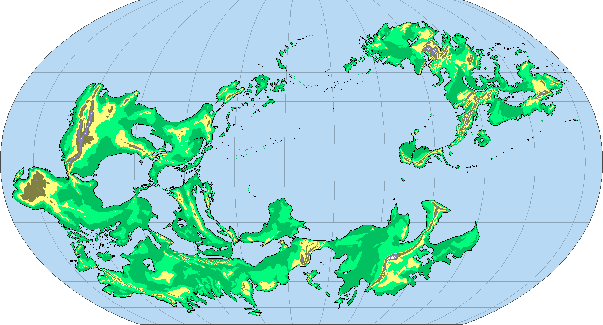 Collaborative Worldbuilding World Topographical Map.png