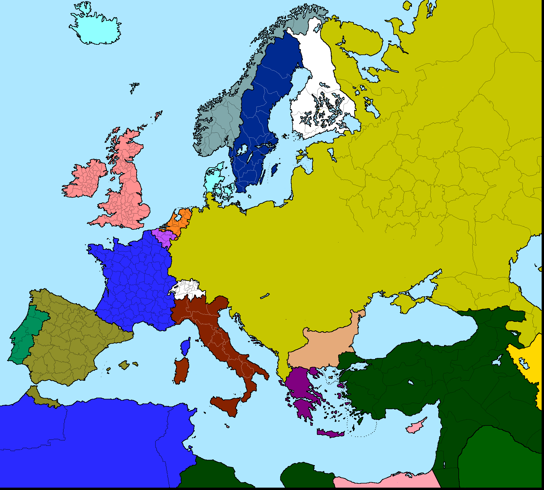 why did the allies win ww1 Germany could never have hoped to win the war so long as france and russia were allies a two front war against the other two great land powers of continental europe is simply unwinnable bismarck had done all he could to keep france and russia apart during his time in office.