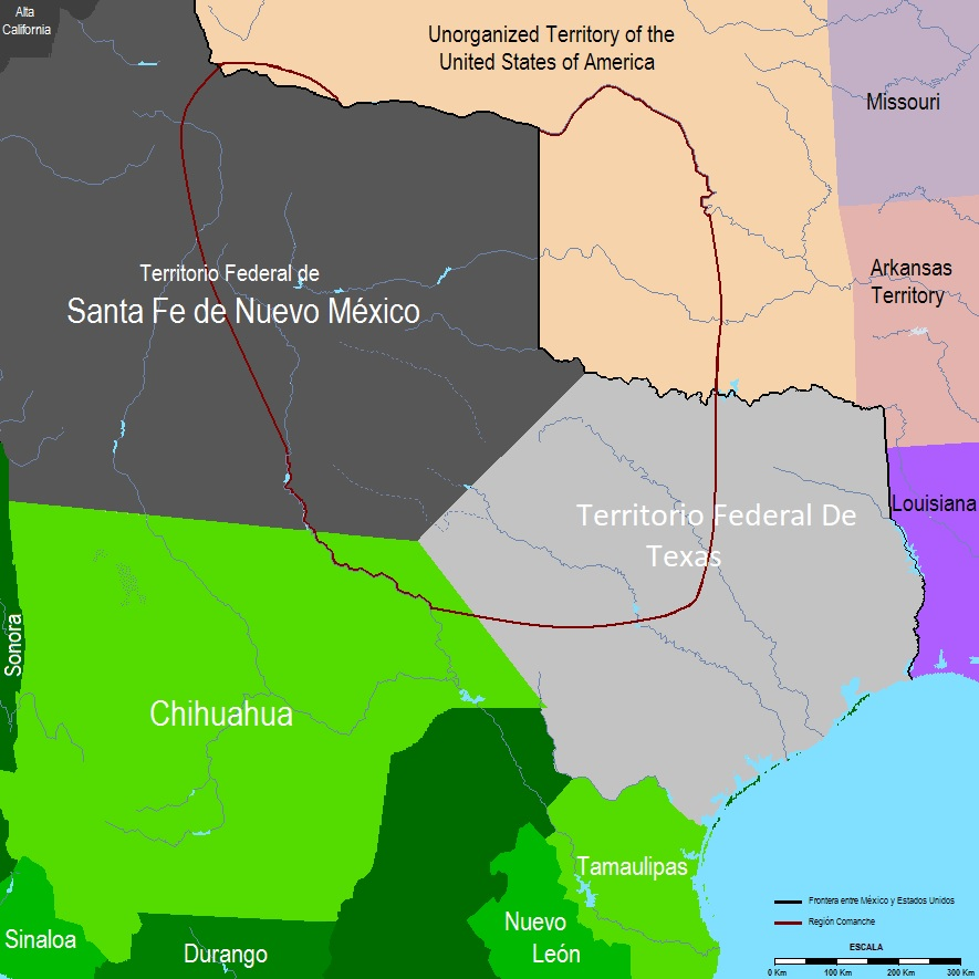 Anahuac Triufante A More United And Successful Mexico From Colony To Enduring Republic Tl Page 2 Alternatehistory Com