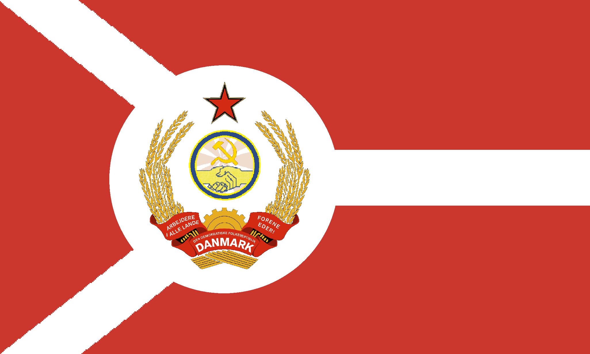 communist flag of Denmark.png