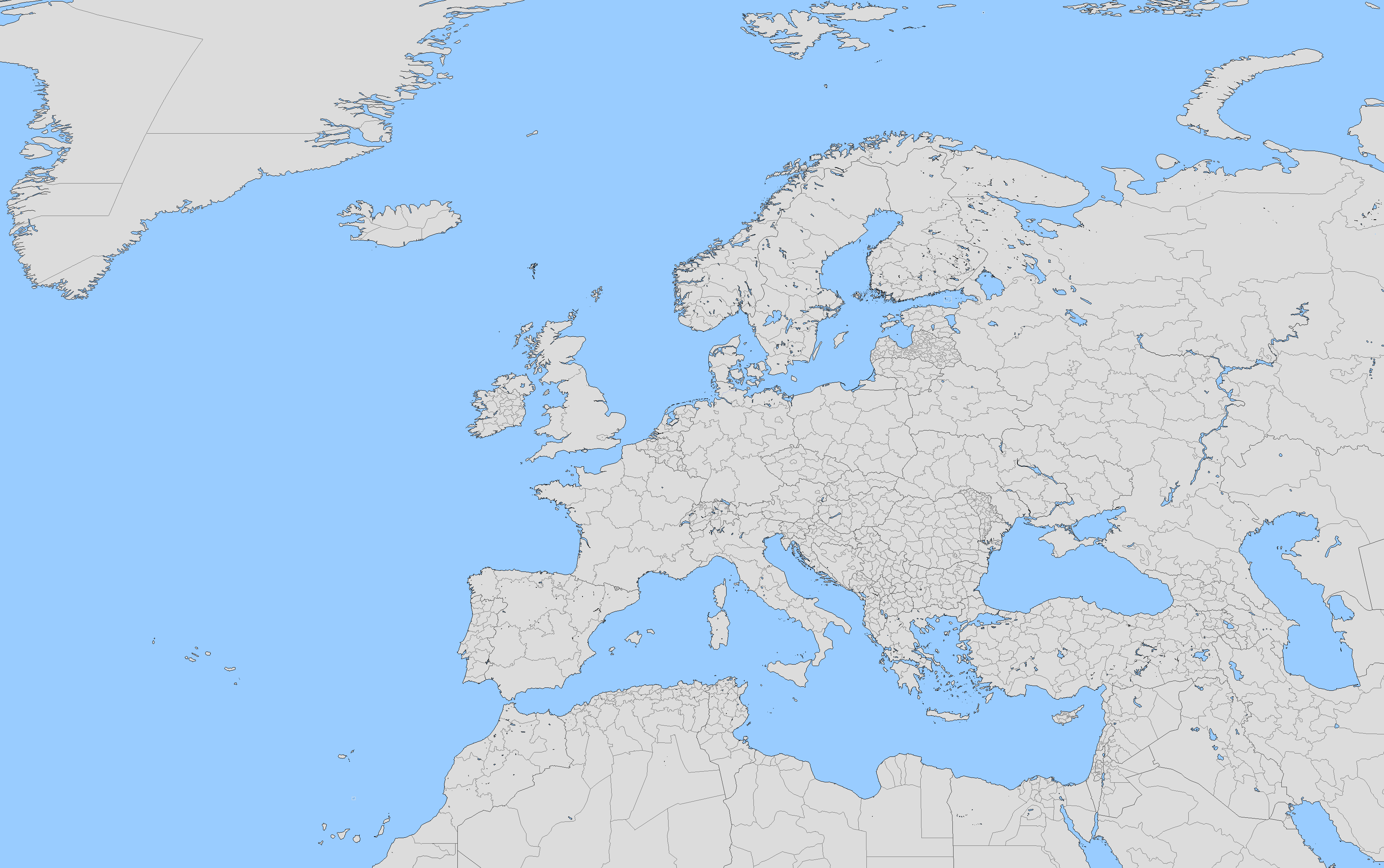 Picture of: A Blank Map Thread Page 277 Alternatehistory Com