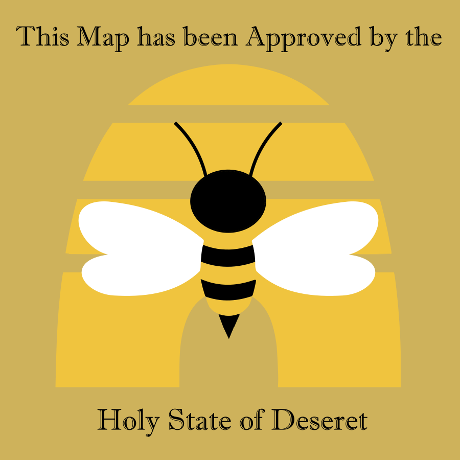 Deseret Seal Text.png