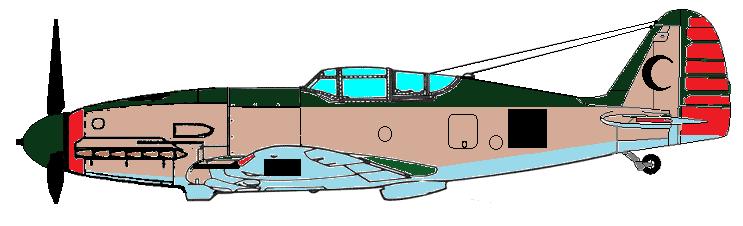DHc-2 Devlet Hava cephaneliği -- La-5_Ki-61.png