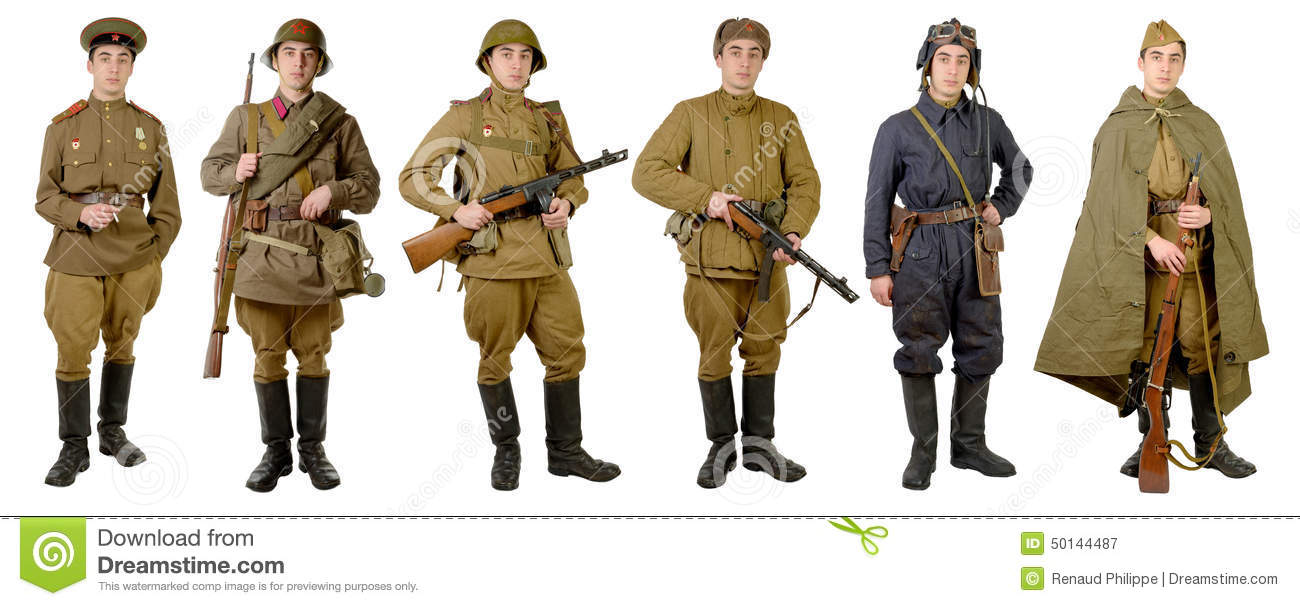 different-soviet-soldier-uniforms-world-war-ii-50144487.jpg