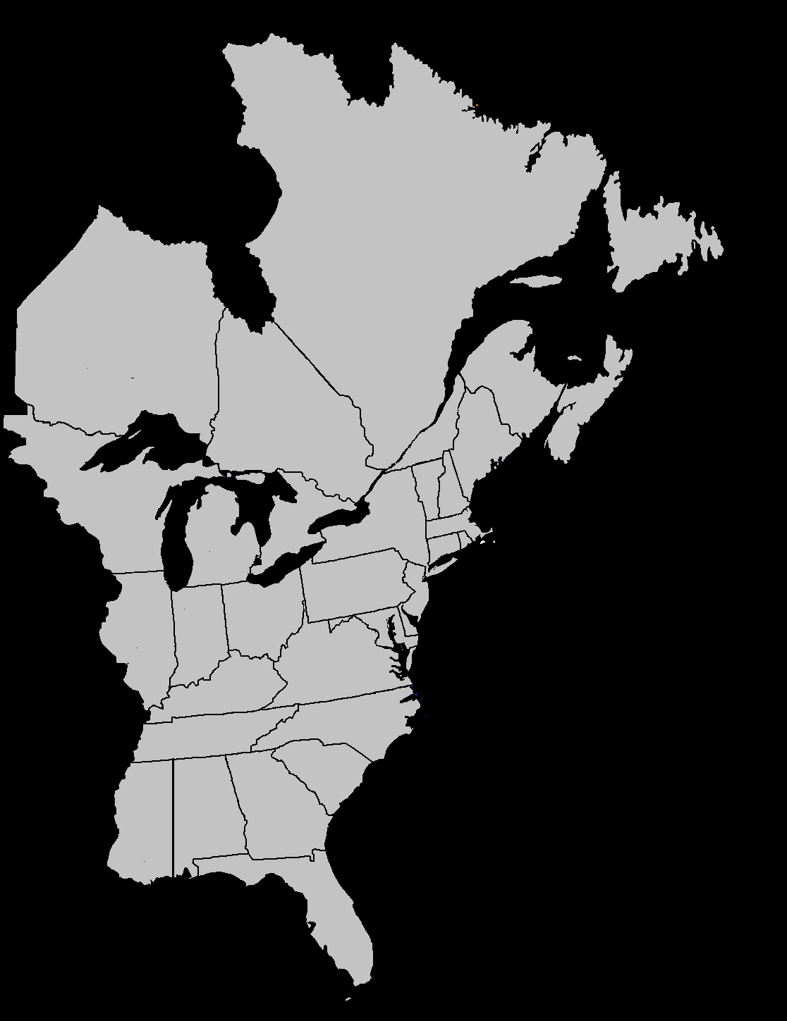 Dominion of America Blank Province Map.png