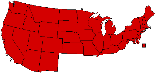 X With X Political Parties Map Thread Alternate History Discussion - Us map by political party