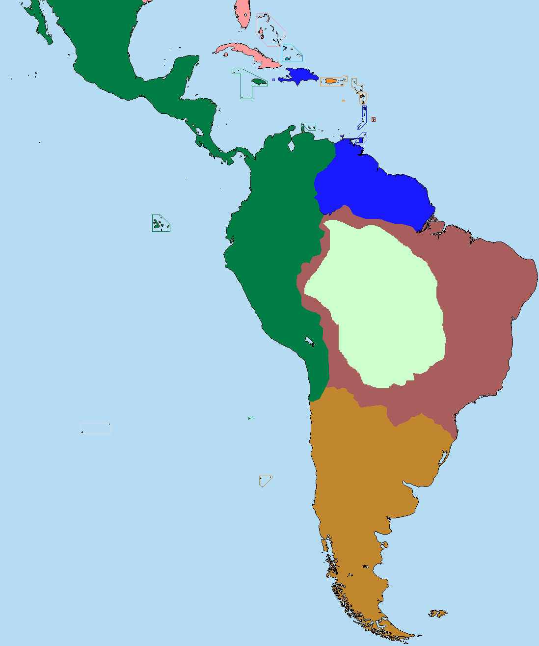 latin america 1800s essay In 1800, the per capita income of the united states was twice that of mexico and roughly the same as brazil's by 1913, it was four times greater than.