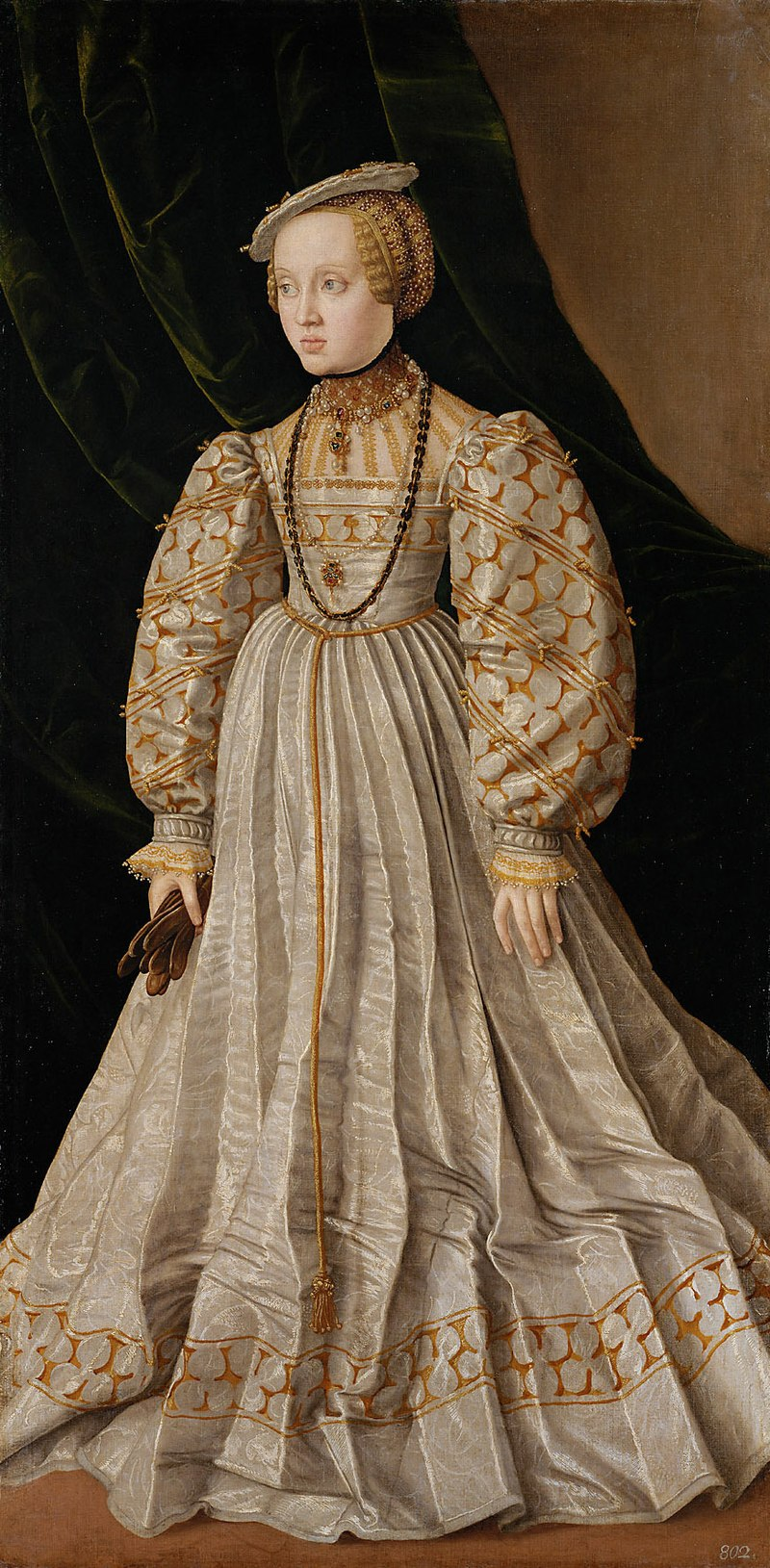 Elizabeth of Austria, Dauphine of France.jpg