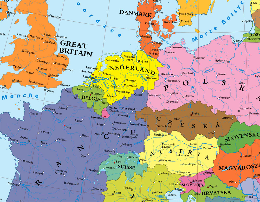 I Just Found This Very Nice Map Of Alternate History Discussion - Netherlands germany map